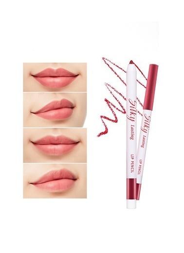 Missha Ipeksi Dokusuyla Kalıcı Dudak Kalemi  Silky Lasting Lip Pencil (Coffee Berry) Renksiz